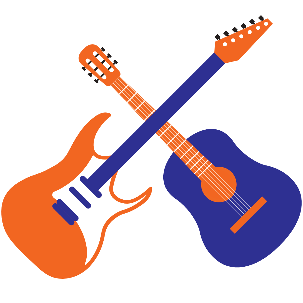 USOM Best guitar lessons logo